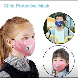 NWT CHILD Protective Mask for children.